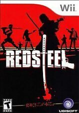 Red Steel   (Wii, 2006) Rated T for Teen