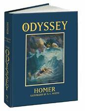 THE ODYSSEY ~ HOMER ~ ILLUSTRATED N.C. WYETH ~ GORGEOUS GIFT EDITION