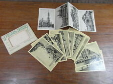 lot CPA POSTCARDS CPSM EXPOSITION BRUXELLES 1935 BRUSSELS BELGIQUE