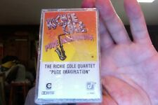 Richie Cole-  Pure Imagination....new/sealed cassette tape