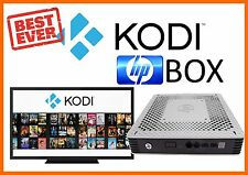 TV Box Kodi 16.1 FULLY LOADED HP Linux build WiFi 4GB Ram 16GB Rom Media stream