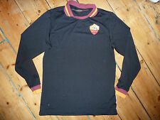 large + AS ROMA SHIRT GK 2013/14 ITALIA SERIE A kappa SOCCER JERSEY L/S