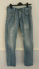 G Star Raw Radar Narrow Rope Jeans, Blue, W29 L32, New