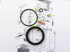 Gaggia O-Rings Full Service /Repair Kit Group Seal - Classic, Tebe, Baby, Paros