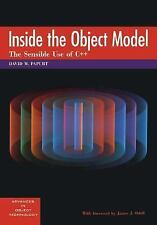 Inside the Object Model: The Sensible Use of C++ (SIGS: Advances in Object Techn