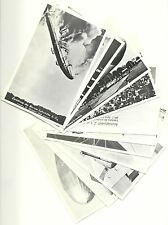 Lot of 12 Repro Postcards (70's) WWI Era Zeppelin,Blimp,Airship  glossy -unused#