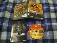 ** Broken Sword : The Angel of Death ** PC DVD GAME Thailand edition