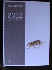 Swarovski  Artikelverzeichnis 2012 Deutschland DIN A4 absolut NEU unbenutzt TOPP
