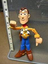 TOY STORY 3 talking Sheriff Woody chunky electronic action figure