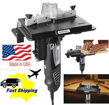 Dremel 231 Professional Wood Shaper Router Shaper/Router Table Convert Tools NEW