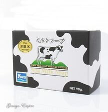 90G. YOKO SPA MILK BATH BODY SOAP WHITENING MOISTURIZING SKIN SMOOTH BABY-SKIN