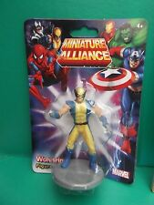 "Marvel Miniature Alliance Wolverine  2""in Collectible and or Cake Topper"