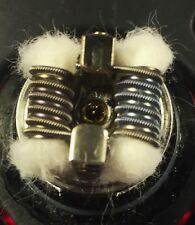 4  Parallel Clapton 26/32 And 24 GA Kanthal