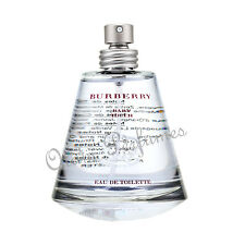 Burberry Baby Touch Eau de Toilette Spray 3.3oz 100ml * New in Tester Box *