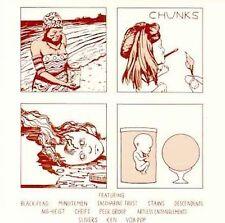 Various Artists - Chunks - Descendents Black Flag Minutemen Stains NEW