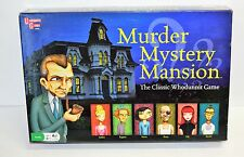 University Games 2008 Murder Mystery Mansion Game COMPLETE