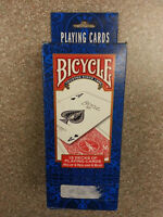 12 decks bicycle playing cards STANDARD 6 red 6 blue texas hold 'em poker