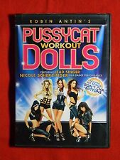 LN  Pussycat Dolls Workout UNRATED WS DVD Nicole Scherzinger Don't Cha Buttons