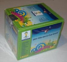 Brasil 2014 Ed. Verde Box 50 Bustine Figurine Panini World Cup