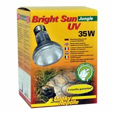 Lucky Reptile - Bright Sun UV Jungle 35 Watt - Terrarium Metalldamplampe 35W