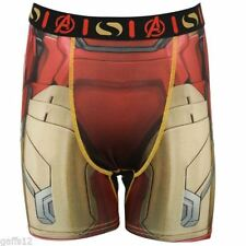Sondico Kids iron man Baselayer Shorts age 11 / 12 Junior Boys  Pants marvel