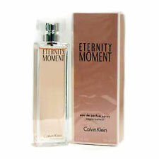 Calvin Klein Eternity Moment 3.4oz  Women's Eau de Parfum