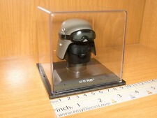 AT-ST PILOT STAR WARS HELMET CASCO CASQUE 1/5 MINT WITH CASE!!!