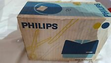 Vintage Philips HM 3600S Electric Sharpener Knife Scissor Tools White Retro 1971