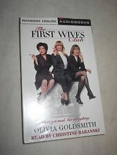 The First Wives Club by Olivia Goldsmith (1996, Abridge, Audio Cassette