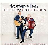 The Ultimate Collection Foster and Allen Audio CD