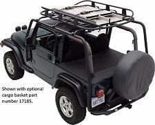 Smittybilt SRC Heavy Duty Steel Roof Rack 1987-1995 Jeep Wrangler YJ 76711