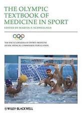 La Enciclopedia de Medicina Deportiva: una comisión médica IOC publicación, mar