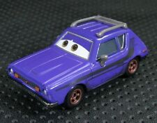 Rare! Disney Pixar Cars 2 PURPLE GREMLIN DON CRUMLIN 1/55 Diecast Vehicle No Box