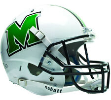 MARSHALL THUNDERING HERD SCHUTT XP NCAA FULL SIZE REPLICA FOOTBALL HELMET