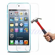 Hot Premium Real Tempered Glass Screen Protector For Apple iPod Touch 5 5th Gen