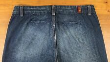 7 For All Mankind Jeans Trousers Size 28 Women's