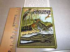 Petrified Forest Natl Park Arizona Beautiful Embroidered patch Dawn of Dinosaurs