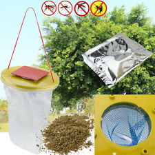 Red Drosophila Fly Trap Top Catcher The Ultimate Fly Control Insect Bug Killer