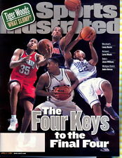 2001 Sports Illustrated: Final Four - Duke/Maryland/Arizona/Michigan State