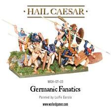 Hail Caesar Germanic Fanatics Warlord Games