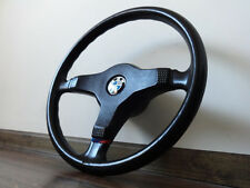 RARE BMW Steering Wheel  E12 E21 E23 E24 E28 M-Technic MT1 M535 M5 COARSE SPLINE