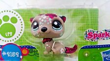 Littlest Pet Shop Shimmer N Shine 2152 Glitter Sparkle Otter LPS New 4+