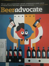 Beer Advocate Magazine - Freetail Brewing Company of Texas; White Stout