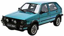 VW GOLF II COUNTRY OTTOMOBILE 1/18 Otto résine car Voiture miniature - NEUF !!!!