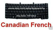Acer Travelmate 5710 5710G 5720 5720G 5520 5520G 5530 5730 Keyboard Canadian CF