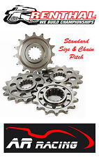 Renthal 14 T Front Sprocket 470-428-14 to fit Yamaha YZF R 125 2008-2016