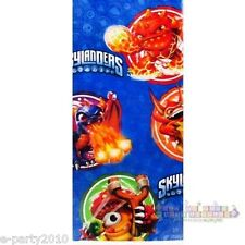 SKYLANDERS GIANTS SWAP FORCE PLASTIC TABLECOVER  ~ Birthday Party Supplies