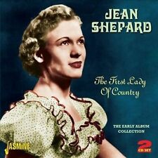 The First Lady of Country: The Early Album Collection by Jean Shepard...