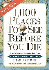 The New 1000 Places to See Before You Die: Revised Second Edition Paperback
