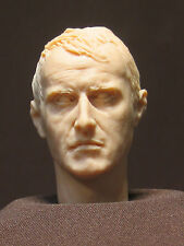 "Tête. Custom resin head sculpt 12."" 1:6. RUTGER HAUER  "" BLADE RUNNER "" A-36"